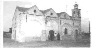 Ναός Αγ. Νικολάου - Κάτω Δευτεράς