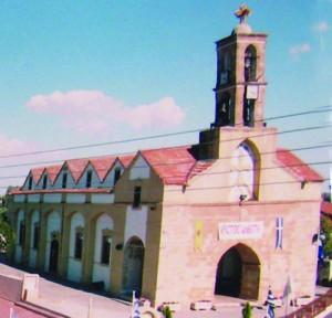 Εκκλησία του Αγίου Γεωργίου - Πάνω Δευτεράς