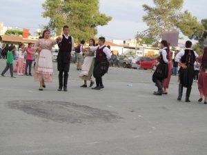 Χοροί