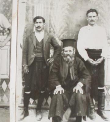 Παπασάββας Παπαχαραλάμπους (1874-1946)